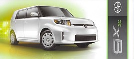 2012 Scion xB sales brochure catalog folder 2nd Edition US 12 Toyota Rumion - $6.00