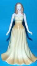 Royal Doulton Gemstone October Figurine NEW - $58.40
