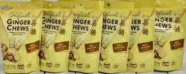 Prince of Peace Ginger Chews Candy Original ( 100% Natural ) 4 oz ( Pack... - $21.77