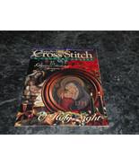 Cross Stitch & County Crafts Magazine November December 1994 Cat Dog Sto... - $2.99