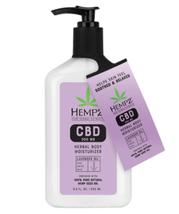Hempz Lavender Oil Moisturizer, 8.5oz