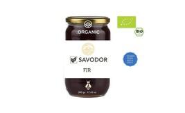 ORGANIC Fir Raw Honey unrefined Jar 500gr-17.63oz handmade from Crete Is... - $34.95