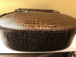 BRAHMIN AMIRA SHOULDER BAG BROWN MILAN  STUNNING COLOR NWT P30108800032 image 5