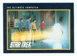 Star Trek card #181 The Ultimate Computer - $3.00