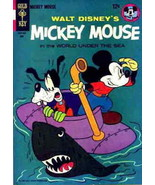 Mickey Mouse (Walt Disney's…) #101 VG; Dell | low grade comic - save on ... - $5.50