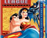 JUSTICE LEAGUE OF AMERICA-SEASON 1 (BLU-RAY/3 DISC) Blu-Ray - (Brand New)