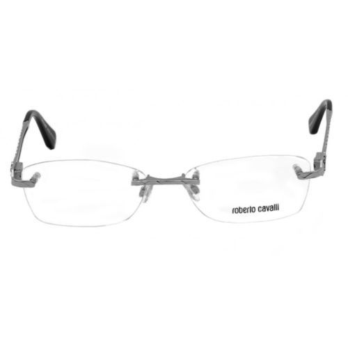 b4863620550 Authentic Roberto Cavalli Eyeglasses RC0701 016 Palladium Frames 55MM  Rx-ABLE