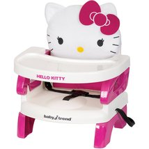 Toddler Ultra-Compact Booster Seat, Hello Kitty - $98.95