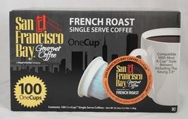 San Francisco Bay single serve French Roast, 100 ct - $47.46