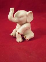 Lenox Ivory and Gold Elephant - $15.00