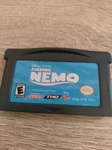 Nintendo Game Boy Advance GBA Disney*Pixar Finding Nemo image 2
