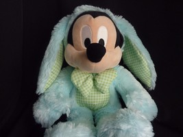 Disney Store MICKEY MOUSE Easter Bunny Plush Stuffed - $19.55