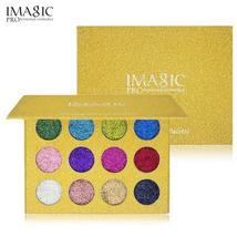 IMAGIC Glitter Injections Pressed Glitters Single Eyeshadow Diamond Rain... - $15.84