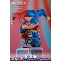 Molly x DC Harley Quinn Disguise CIRCUS Artist Mix Figure KENNY WONG FIGURE - $399.99