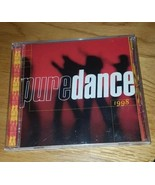 Various Artists : Pure Dance 1998 CD - $3.00