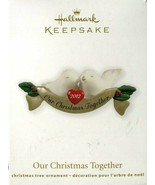 2012 Hallmark Keepsake Ornament - Our Christmas Together - Love Birds - $7.12