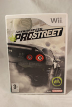 Need for Speed: ProStreet (Nintendo Wii, 2007) Free Shipping Complete - $5.00