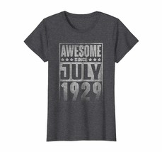 Uncle Shirts -   Awesome Since JULY 1929 Straight Outta 89 Years Old Bei... - $19.95+