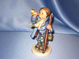 M. I. Hummel Here Ye, Hear Ye Figurine by Goebel. - $138.00
