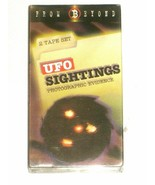 From Beyond UFO Sightings VHS Photographic Evidence - $17.45