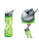 CamelBak Eddy Glass .7-liter Lime Water Bottle New BPA Free  (g2) - £20.78 GBP