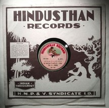 "K L SAIGAL URDU SONG RARE 78 RPM RECORD 10""/78 HINDUSTHAN H. 671 INDIA E... - £52.31 GBP"