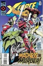 X-Force Comic Book #40 Marvel Comics 1994 NEAR MINT NEW UNREAD - $2.99