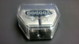 Capacitor/Amp Add on Power & Ground all in one Distribution Block 4 or 8 gauge image 2
