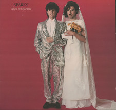 Sparks Angst In My Pants Vinyl Record Album NM- Vinyl!! - $19.99