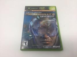 MechAssault 2: Lone Wolf (Microsoft Xbox, 2004) - $7.69