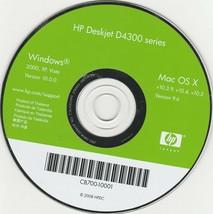 HP Deskjet D4300 series - $14.30