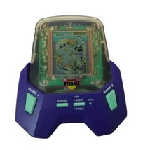 MGA Shakin Pinball Handheld Electronic Gaming Purple Vibrating W/ Sound 1998 VTG - $21.28