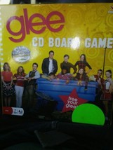 Glee CD Board Game 2010 by Cardinal - CD w/ Clips of Glee Songs - New/Se... - $12.19