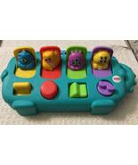 Fisher Price MONSTER Pop Up Surprise - Fun Developmental Toy, DYM89 - $14.85
