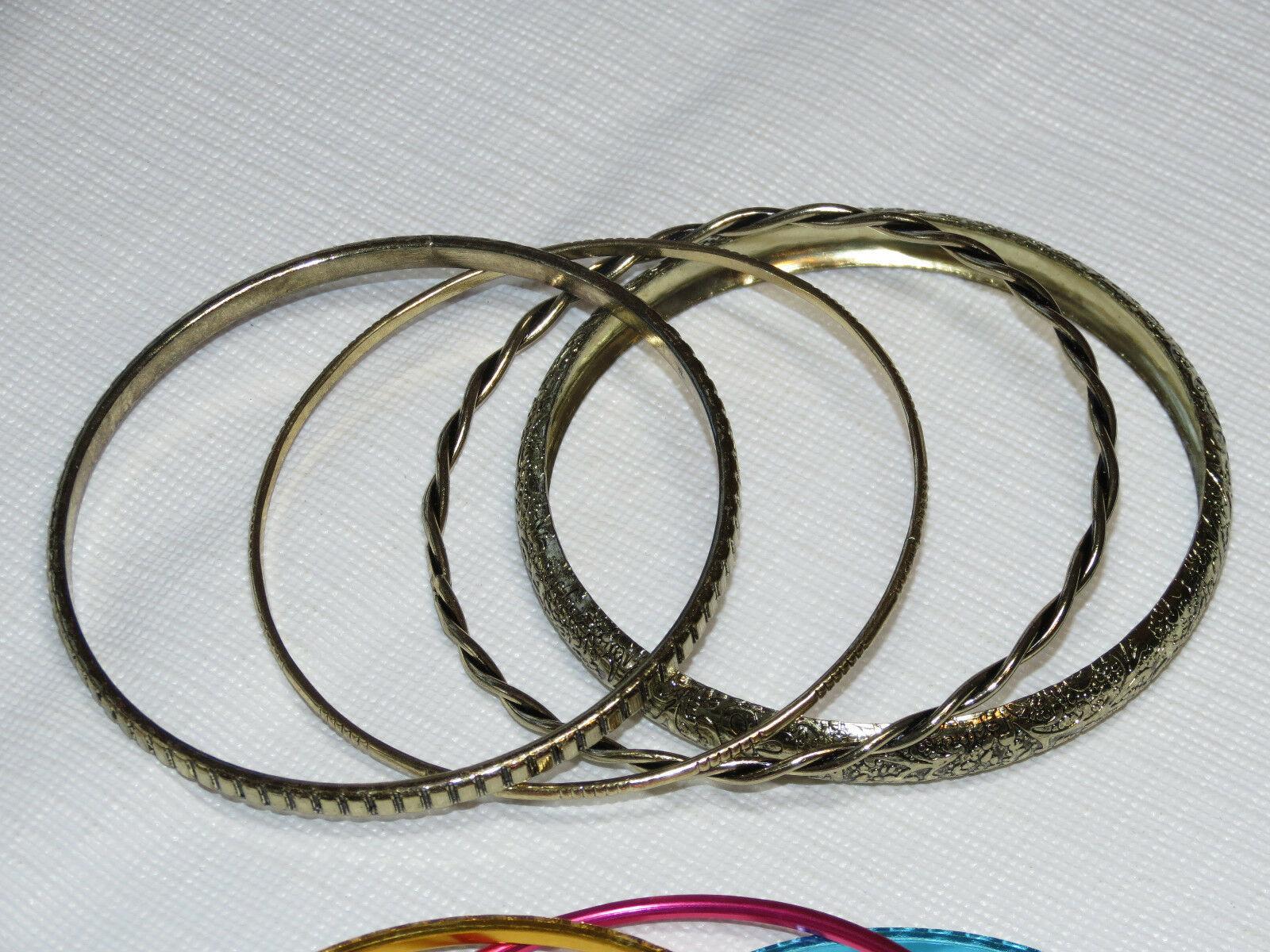 Femmes Avon Hawaïen Shores Bracelet Petit 7 Bracelets Multi F3610691 Nip image 3