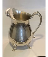 Silver Plated Water Pitcher with foot  - $389.99