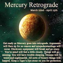 HAUNTED 100x FULL COVEN MERCURY RETROGRADE SHIELD MAGICK 925 WITCH CASSIA4 - $142.77