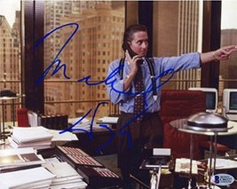 Michael Douglas Wall Street Signed 8x10 Photo Certified Authentic Beckett BAS CO - $247.49
