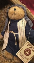 "Boyds Bears ""Joseph""  8"" Plush Bear- Boyds Nativity- New -1995 - $32.99"