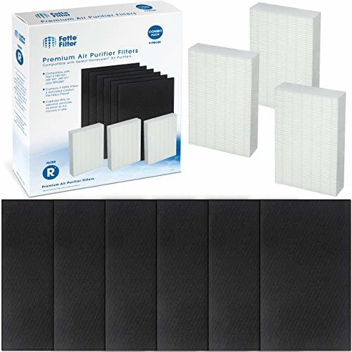Fette Filter - Premium HEPA Replacement Filters Honeywell Air Purifier HPA300 wi