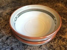 Two (2) Noritake PUEBLO MOON Soup Bowls 8457 - $38.17