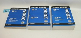 2006 Buick Lacrosse Allure Factory Service Manual Set Good Used Condition 9 - $227.65