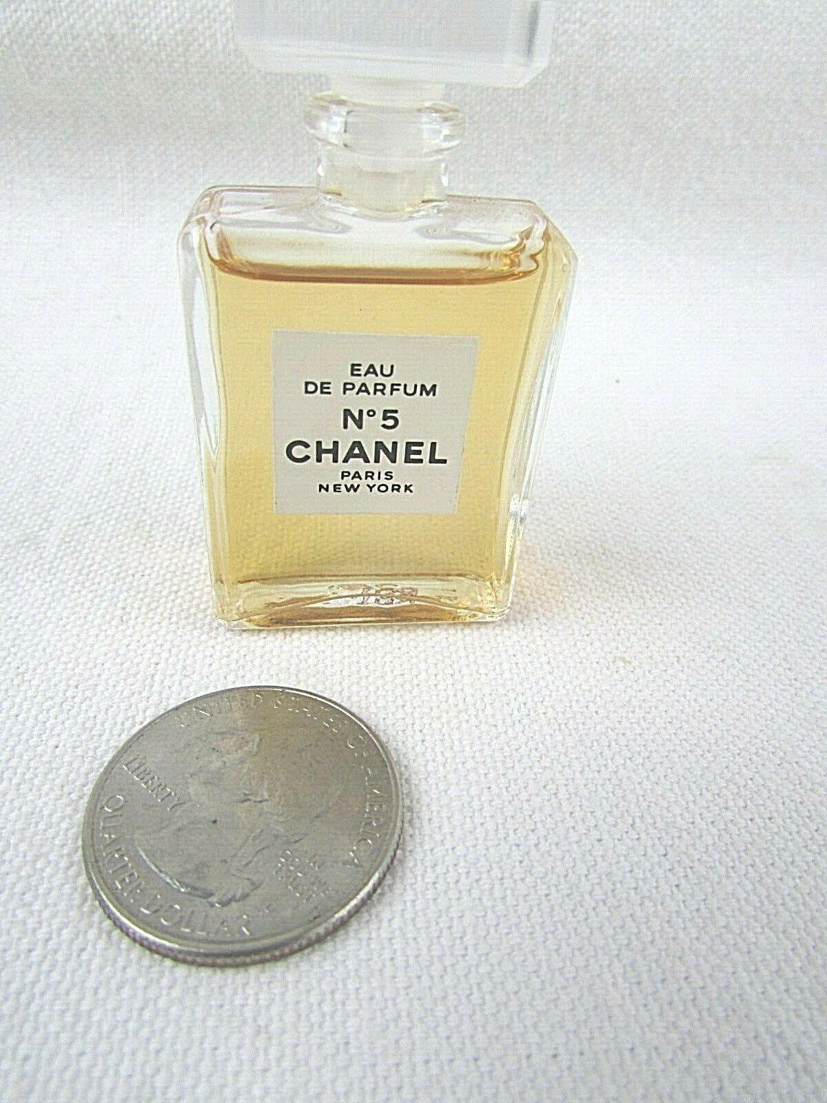 Chanel No. 5 perfume purse mini 8ml NEW w/o box