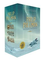 His Dark Materials 3-Book Paperback Boxed Set: The Golden Compass; The S... - $13.84