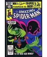 Amazing Spider-Man #224 ORIGINAL Vintage 1982 Marvel Comics Vulture - $13.99