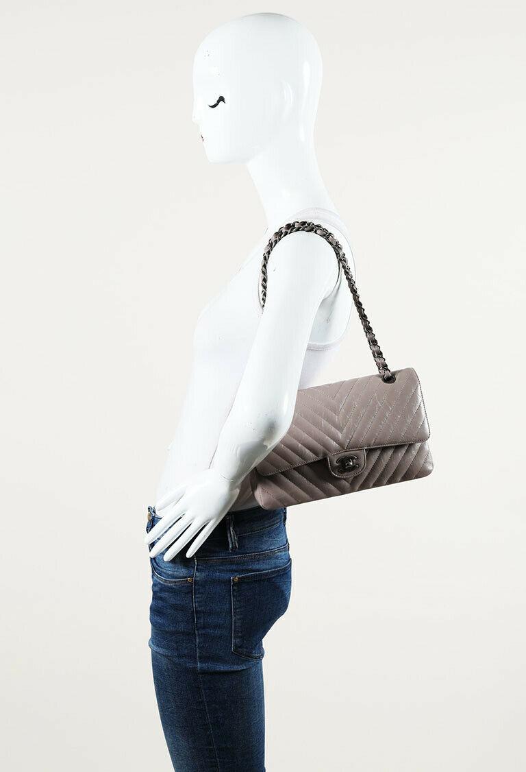 Chanel 2018 Medium Classic Double Flap Bag