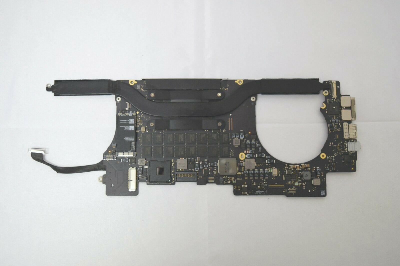 Apple Macbook Pro A1398 2013 Logic Brett, Core i7-4960HQ, 16GB RAM - $351.57