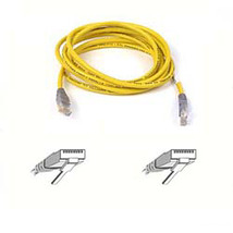 Belkin Patch Cable Cross Wired 2m networking cable - $11.37