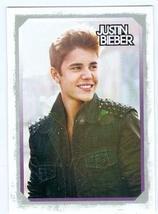 Justin Bieber trading card 2012 Panini #42 - $4.00