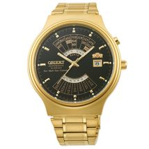 Orient Wristwatch for Men with Perpetual Calendar FEU00008BW, New with Tags - $219.90